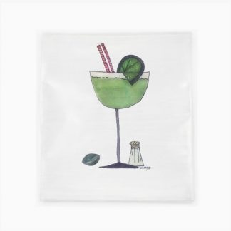 Flour Sack Towel - Margarita