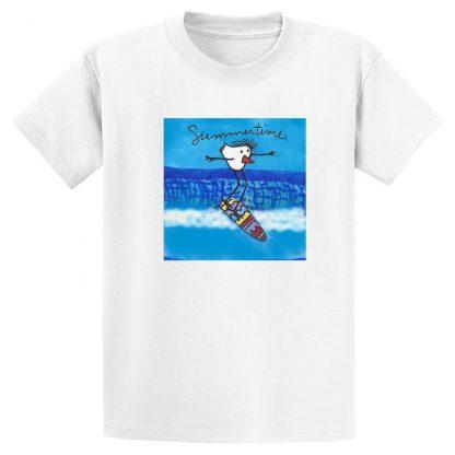 UniSex-SS-Tee-white-summertime-surfer
