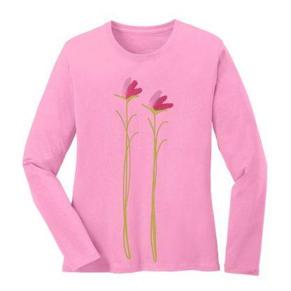 LS-Tee-pink-pink-floral