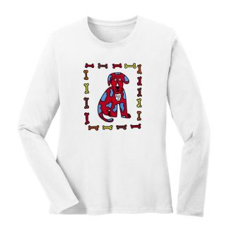 LS-Tee-white-spotted-dog