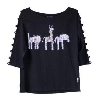 LLST-Lattice-Sleeve-black-zoo-rowl