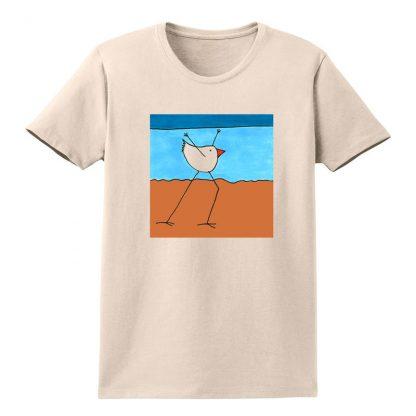 SS-Tee-natural-beach-dancing-bird