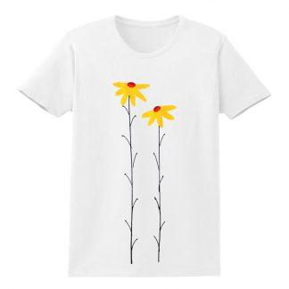 SS-Tee-white-yellow-daisies