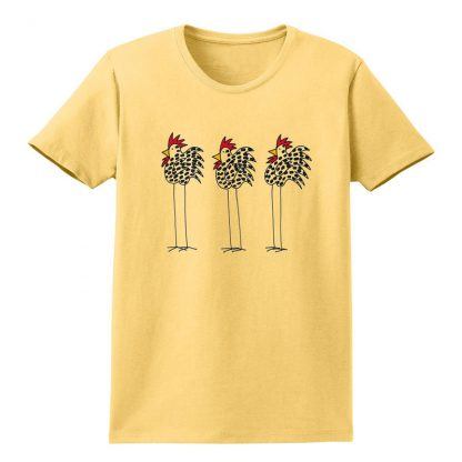 SS-Tee-yellow-3chickens