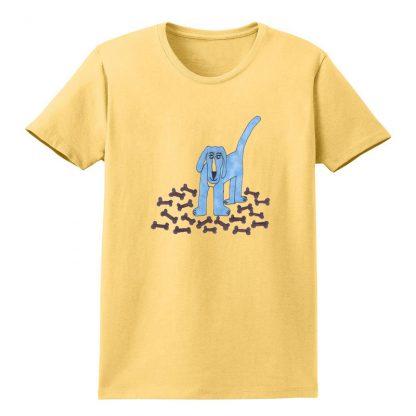 SS-Tee-yellow-blue-dog