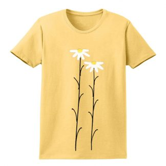 SS-Tee-yellow-WhtDaisies