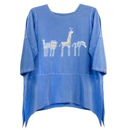 Tunic-denim-blue-zoo-rowWHT