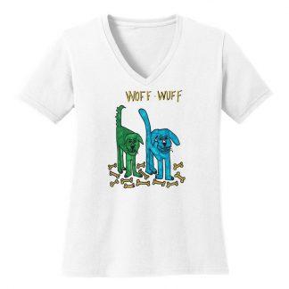 V-Neck-Tee-white-woff-wuff