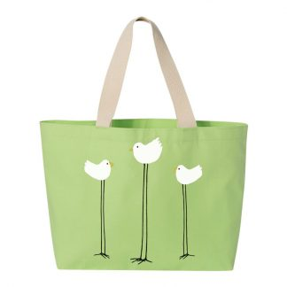 Tote-lime-3-long-legged-birds