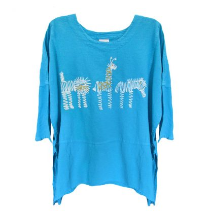 Tunic-turquoise-zoo-row