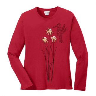 LS-Tee-red-hummingbird