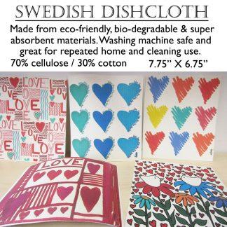 Swedish Dishcloths